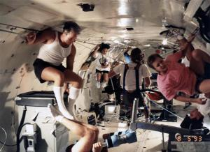 Spaceexercise